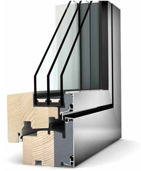 internorm home soft kf 200 upvc aluminium windows. Black Bedroom Furniture Sets. Home Design Ideas