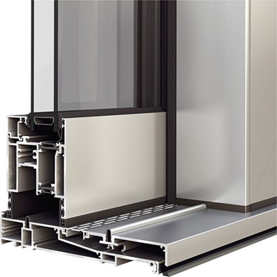 Dutemann Glide S - sliding door profile