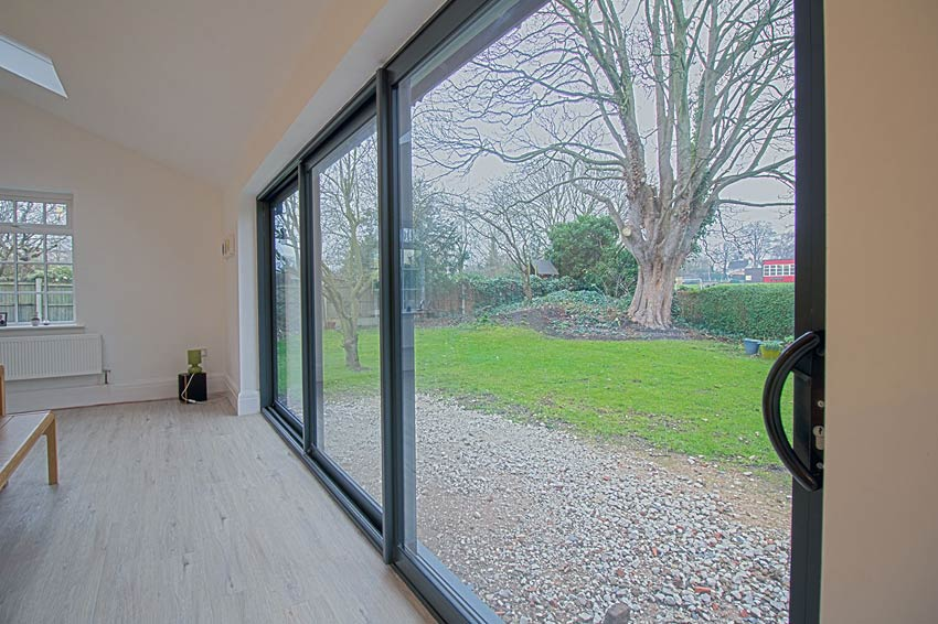 Allstyle Aluminium Sliding Glass Doors John Knight Glass