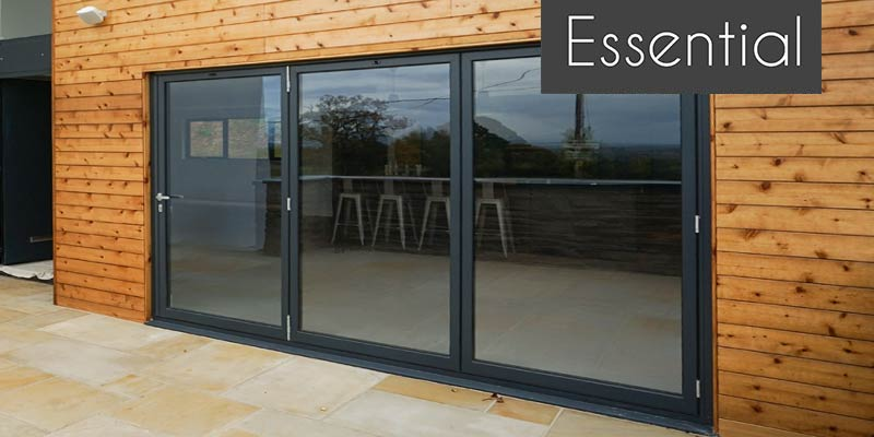 Allstyle Aluminium French doors