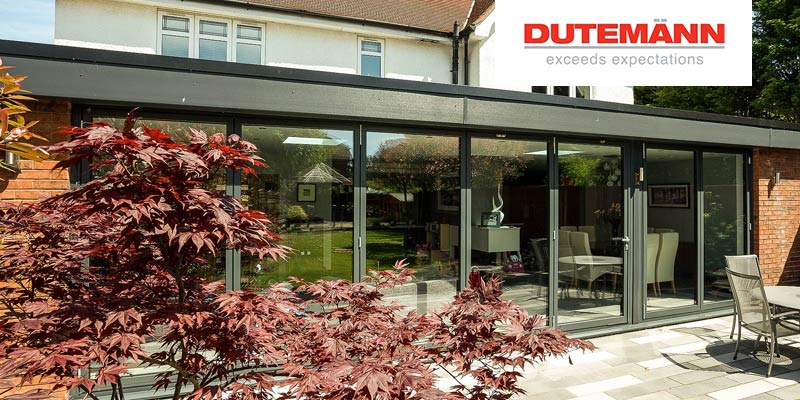 the latest ec6af 92ffc Aluminium BiFold Doors | John knight Glass | NW, UK