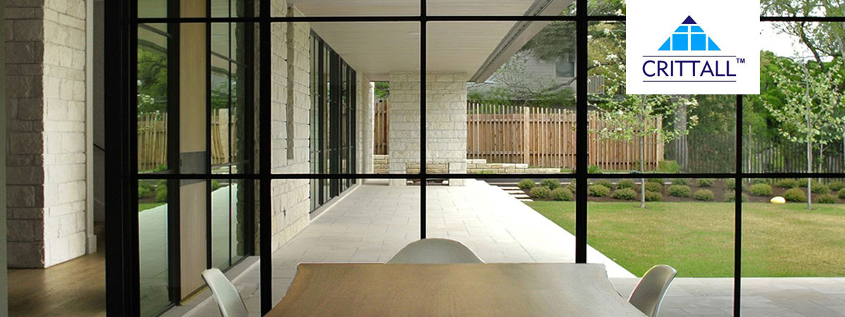 Crittall Steel Windows John Knight Glass