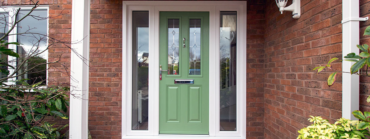 Hurst Composite Doors & Hurst Composite Doors | John Knight Glass