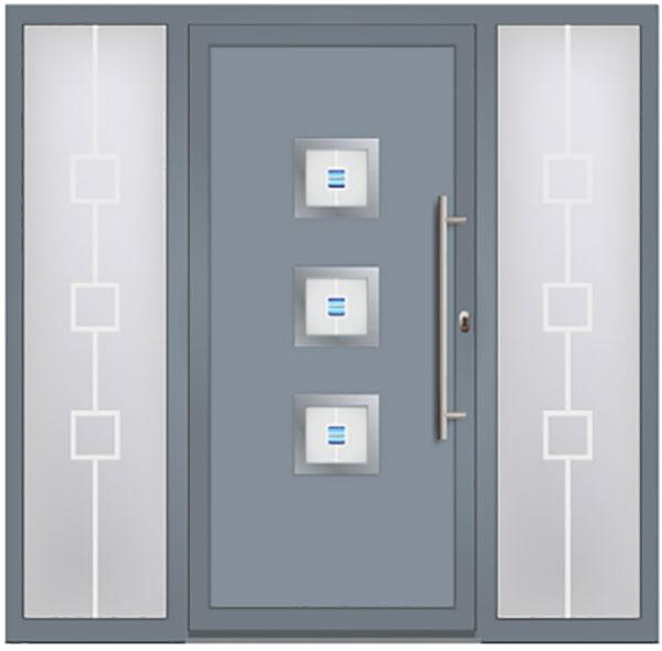 Architect Aluminium Doors John Knight Glass