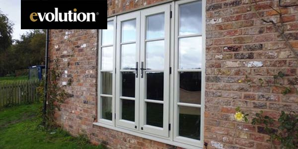 Upvc French Doors John Knight Glass