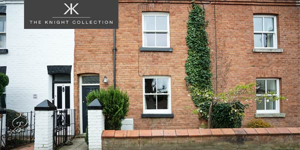 The Knight Collection - Timber Sash Windows Banner