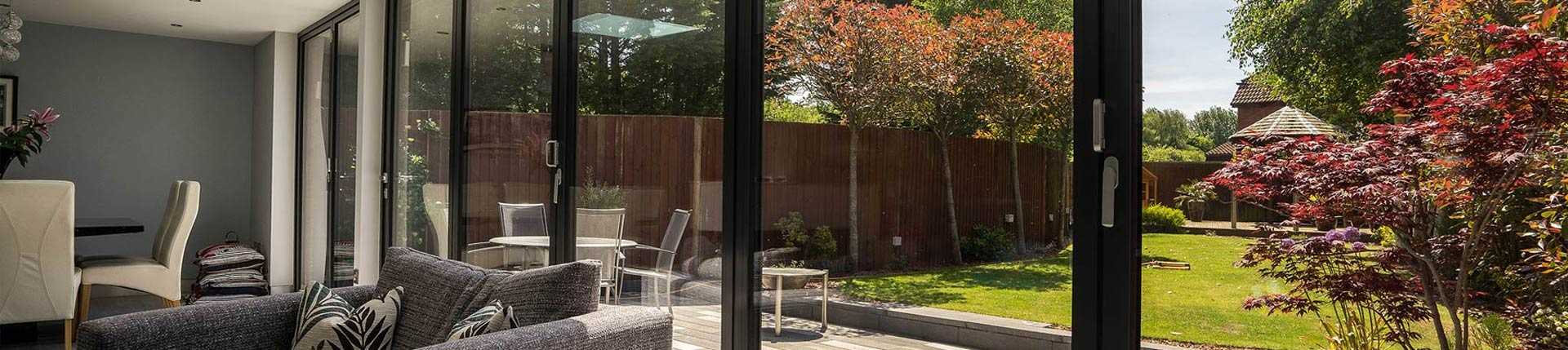 Bifold doors installed in Hoylake, Wirral
