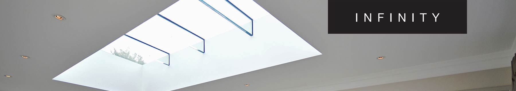 Ultra - Flat Roof Light installation
