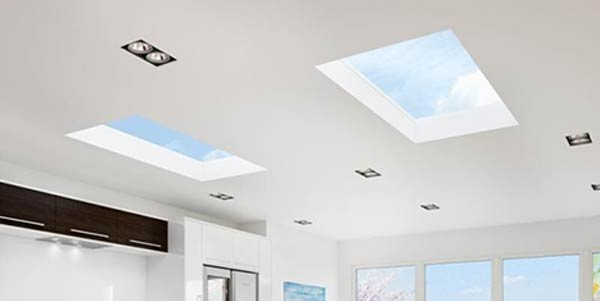 Standard - Flat roof lights