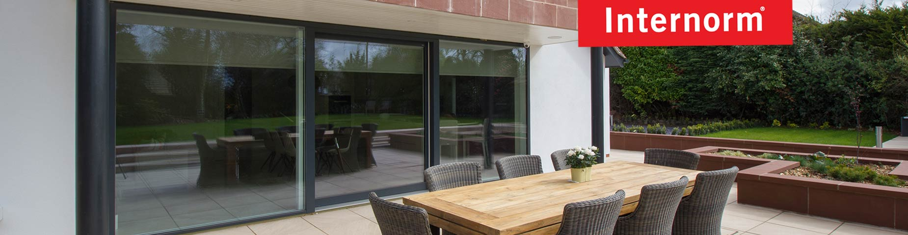 Internorm Sliding Door, HS 330