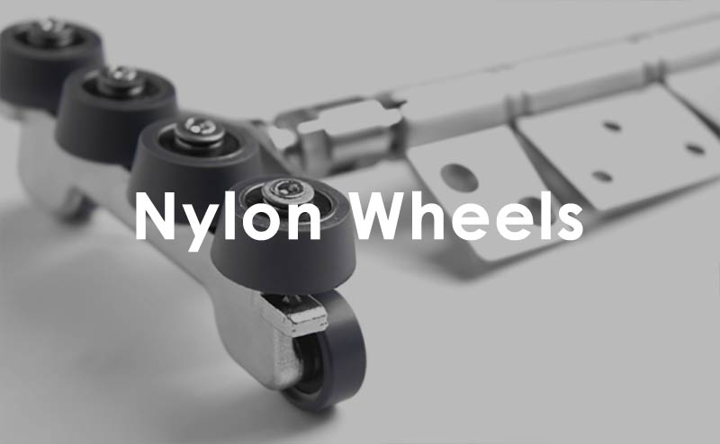 Centor Nylon Wheels