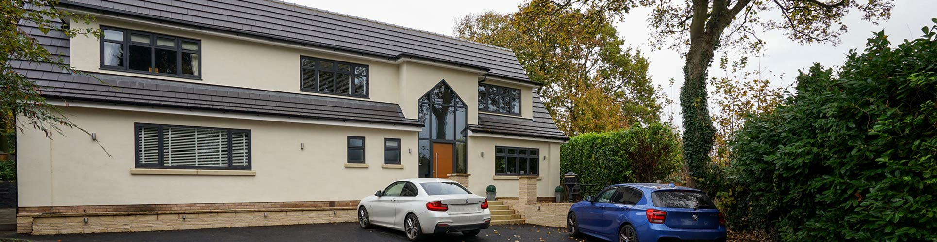Installation of Aluminium windows Liverpool