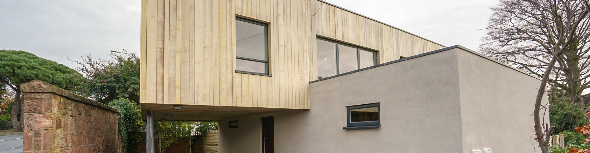 Timber Box Development, Grand Designs Wirral