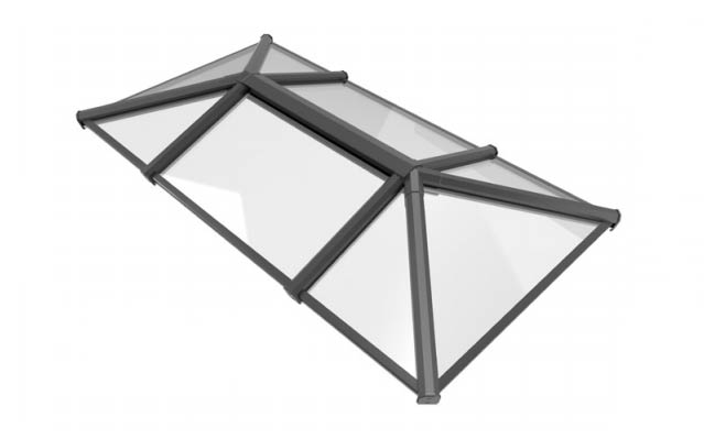 2 way design roof lantern