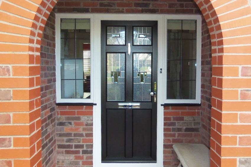 Traditional Doors For All Properties John Knight Glass Uk