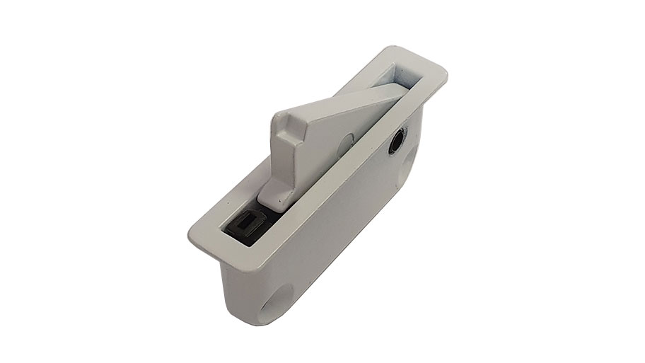 White Window Restrictor