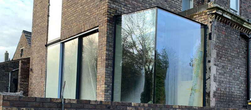 Structurally Bonded Glass