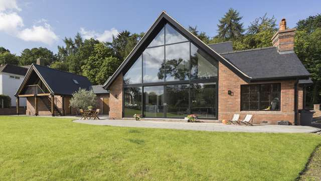 Another view of this stunning new build property.