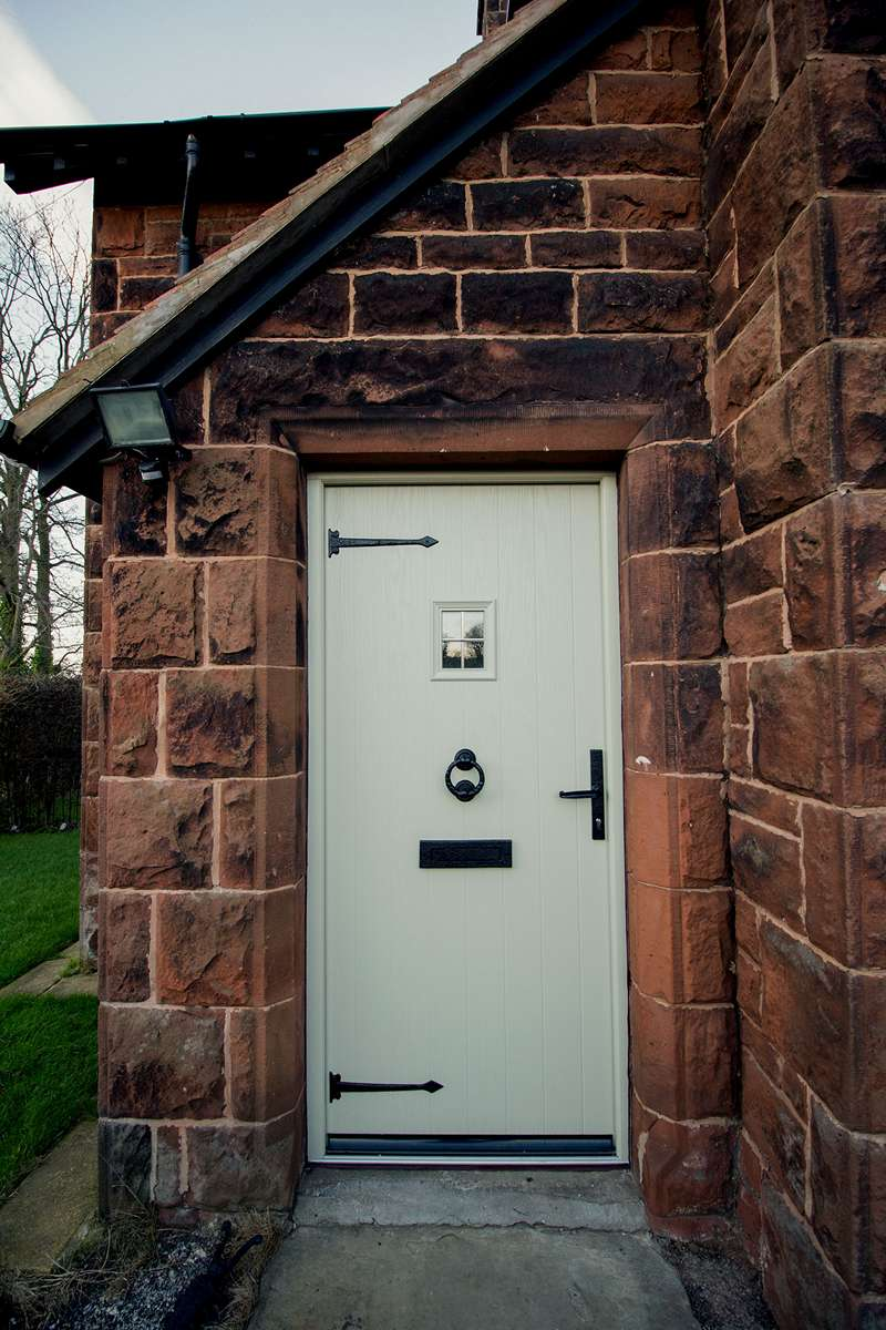 cottage style composite front doors uk. traditional cottage style entrance door from evolution. composite front doors uk s