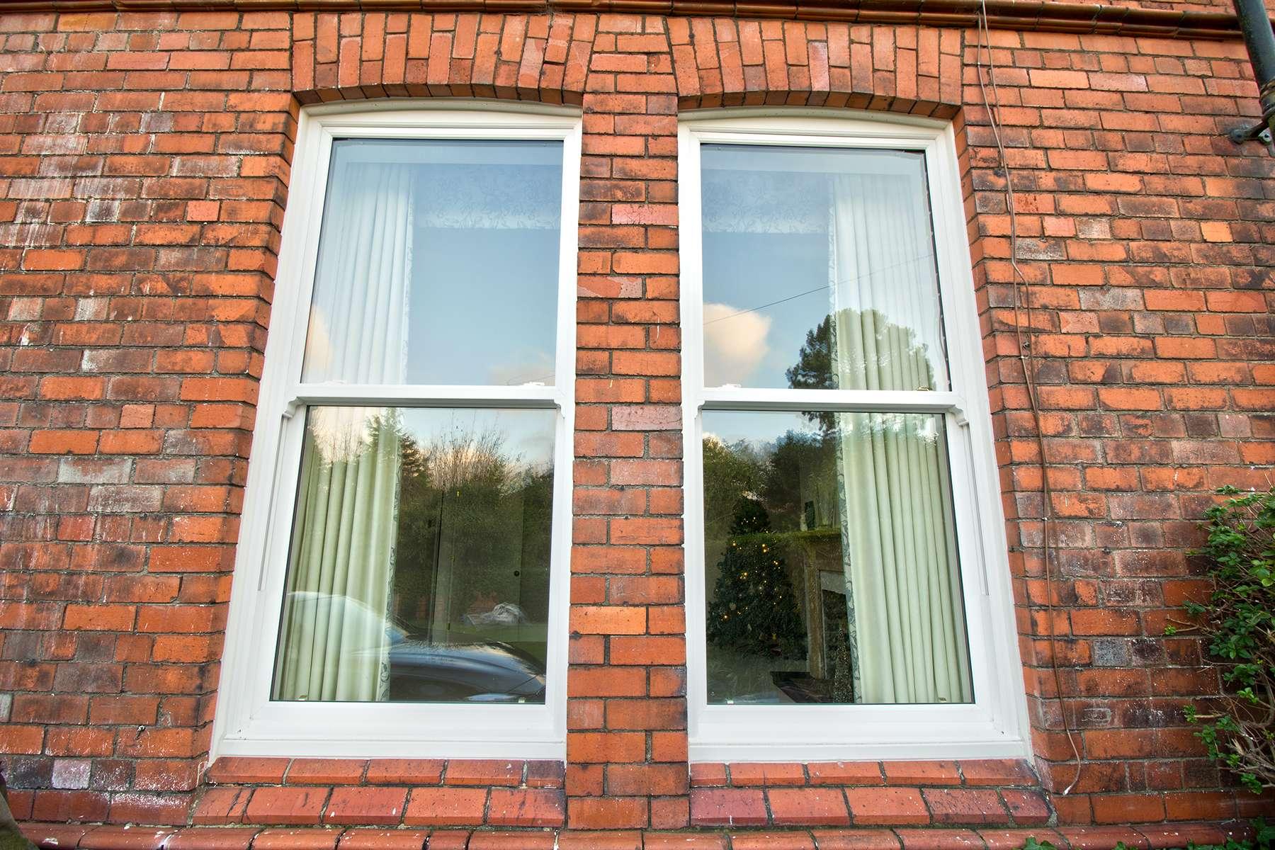 Victorian Sash Windows Wirral Case Study