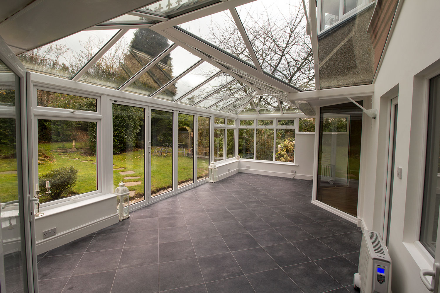 Conservatory Wirral Case Study John Knight Glass
