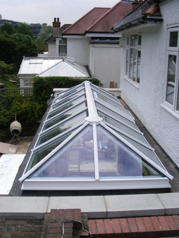 Aluminium Roof Lanterns John Knight Glass