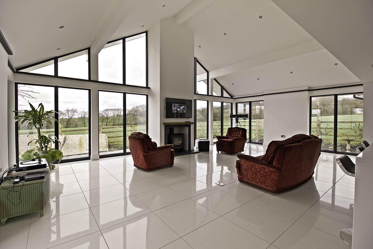 Aluminium Windows Lancashire John Knight Glass