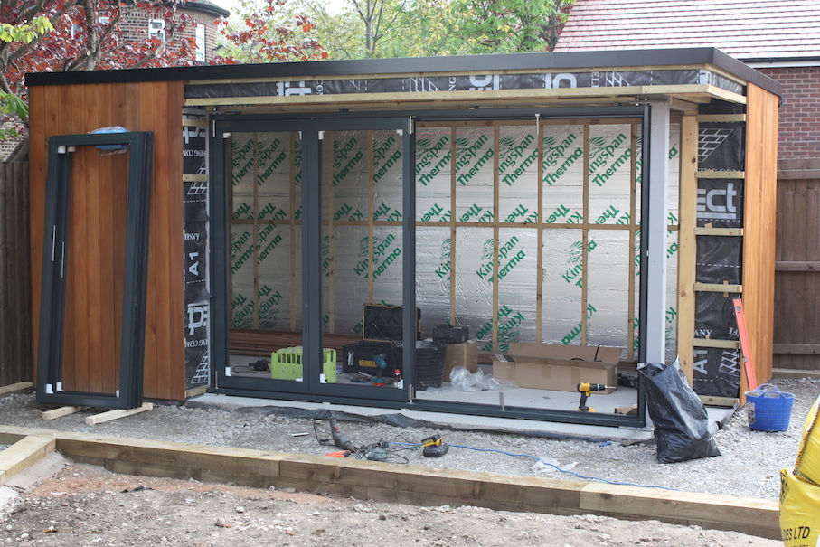 garden room cheshire case study john knight glass
