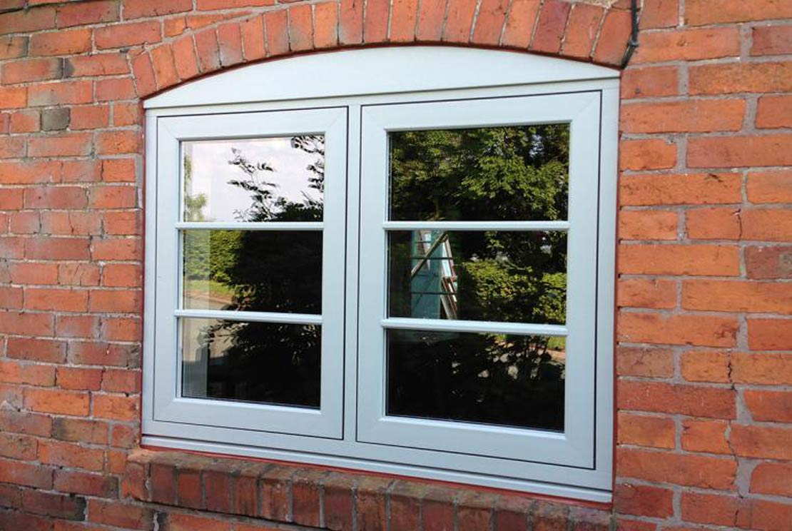Evolution Flush Windows John Knight Glass Nw Uk