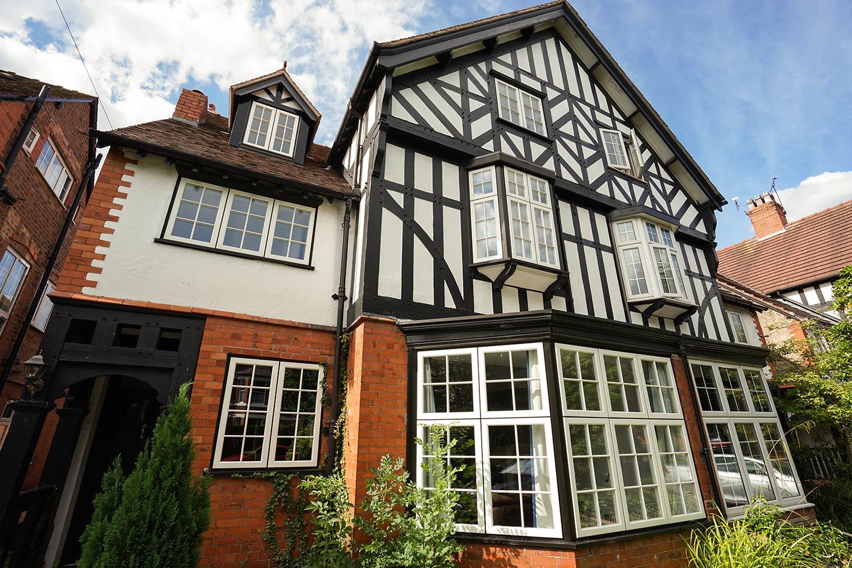 Alternative Timber Windows Chester John Knight Glass