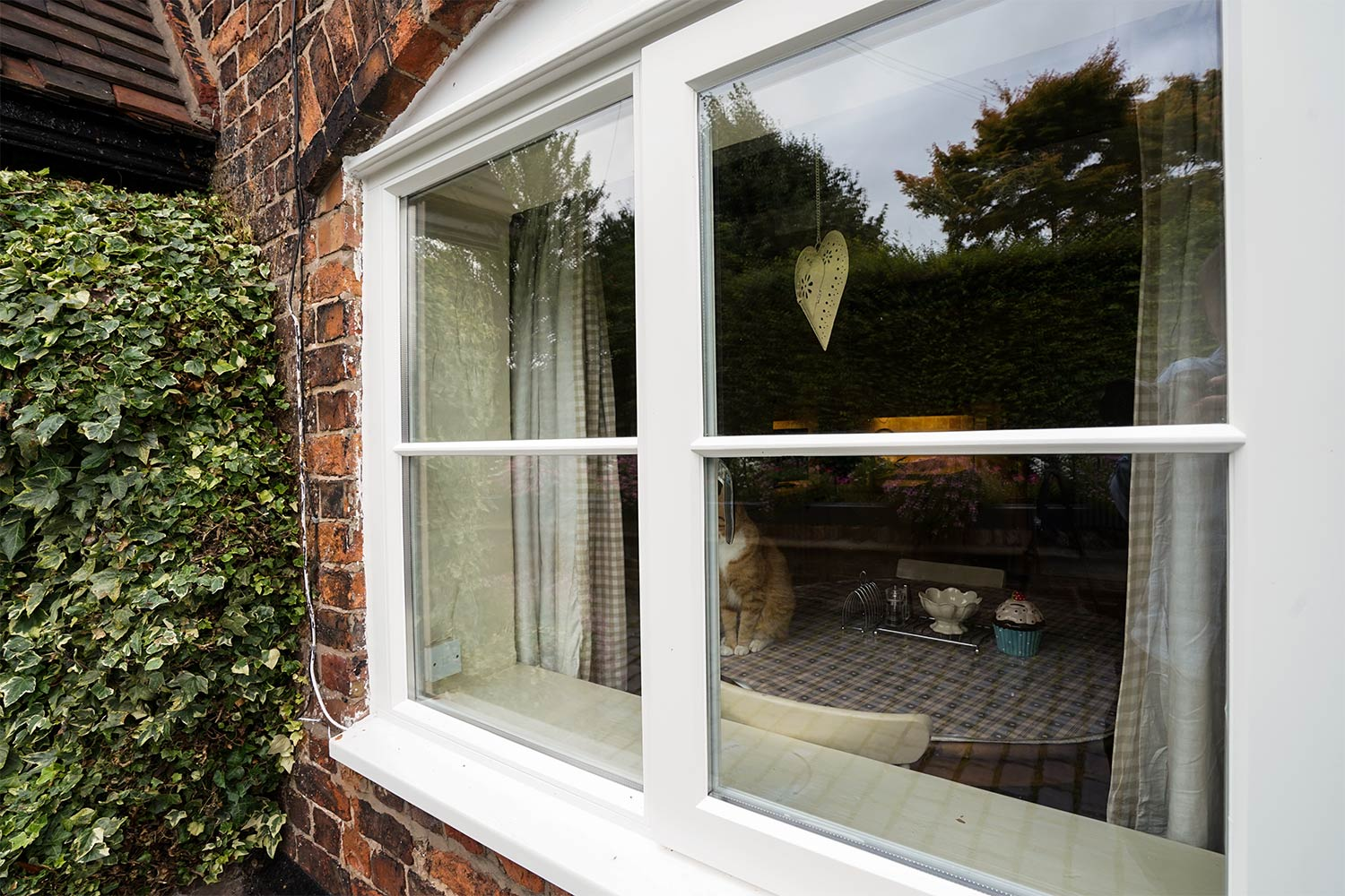 Timber Windows Cheshire John Knight Glass