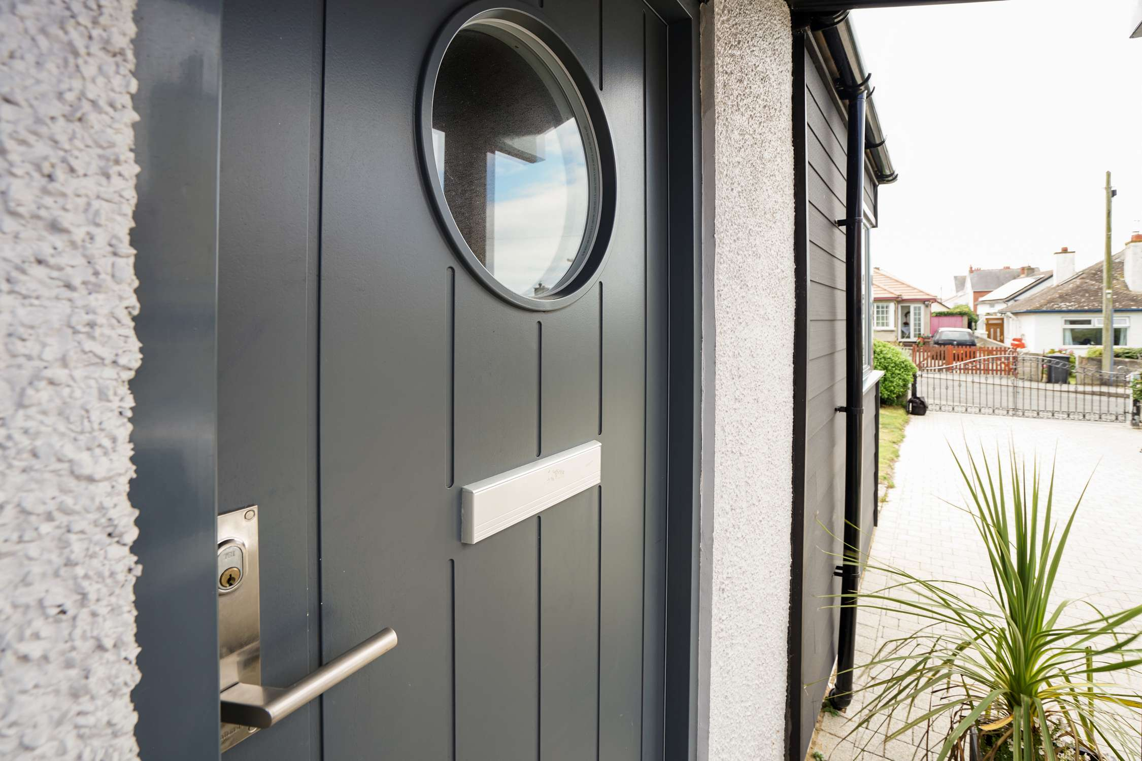 Rationel Window And Door Installation Anglesey