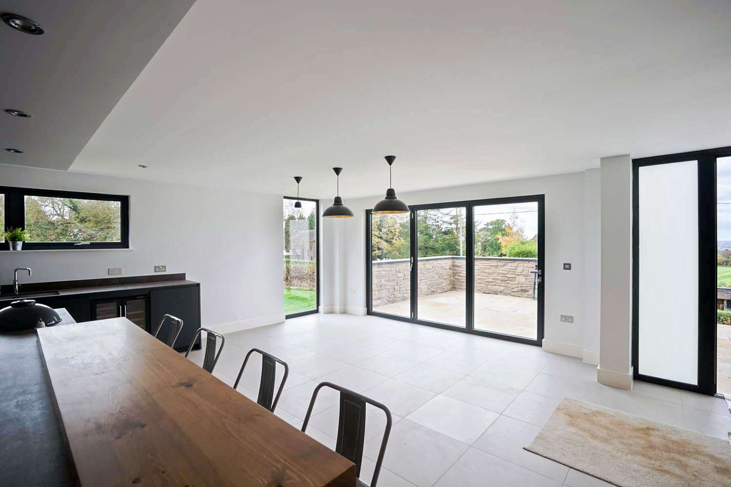 Aluminium Windows Kelsall John Knight Glass