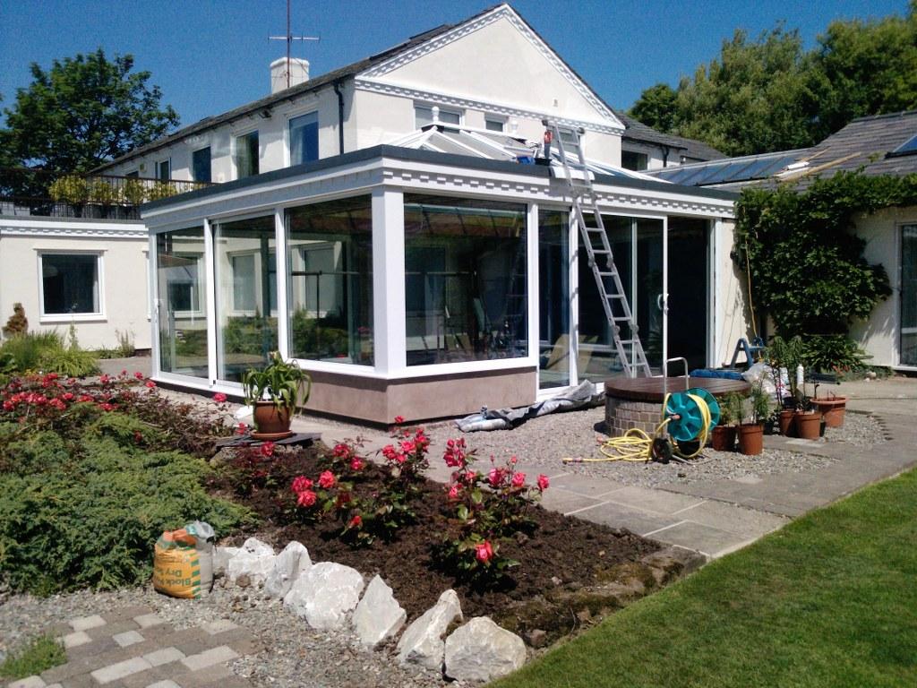 K2 Aluminium Roofs Amp Mr U0026 Mrs W Caldy Wirral Design