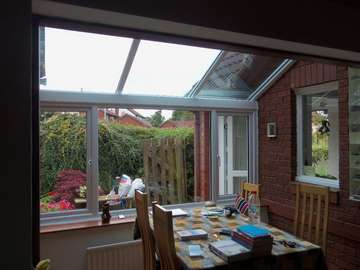 Parkgate South Wirral : Design and Biuld : K2 Roof system u Value 1. 2800 PvcU window TRIPLE Glazed - U value .9