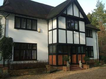 Mr & Mrs M. : Vale Royal : Installation of Evolution Storm windows - Ttudor range , Double glazed