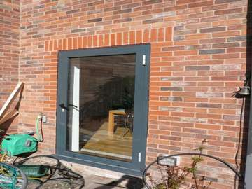 Chester : Allstyle Aluminium Door. Aluminium doors and windows Chester.