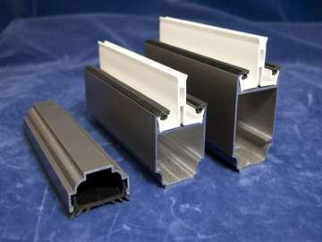 HWL Rooflight Profiles :The system can be Triple, double or single glazed. Sprayed to any Ral Colour of your choice in Gloss, Satin or Matt finish.